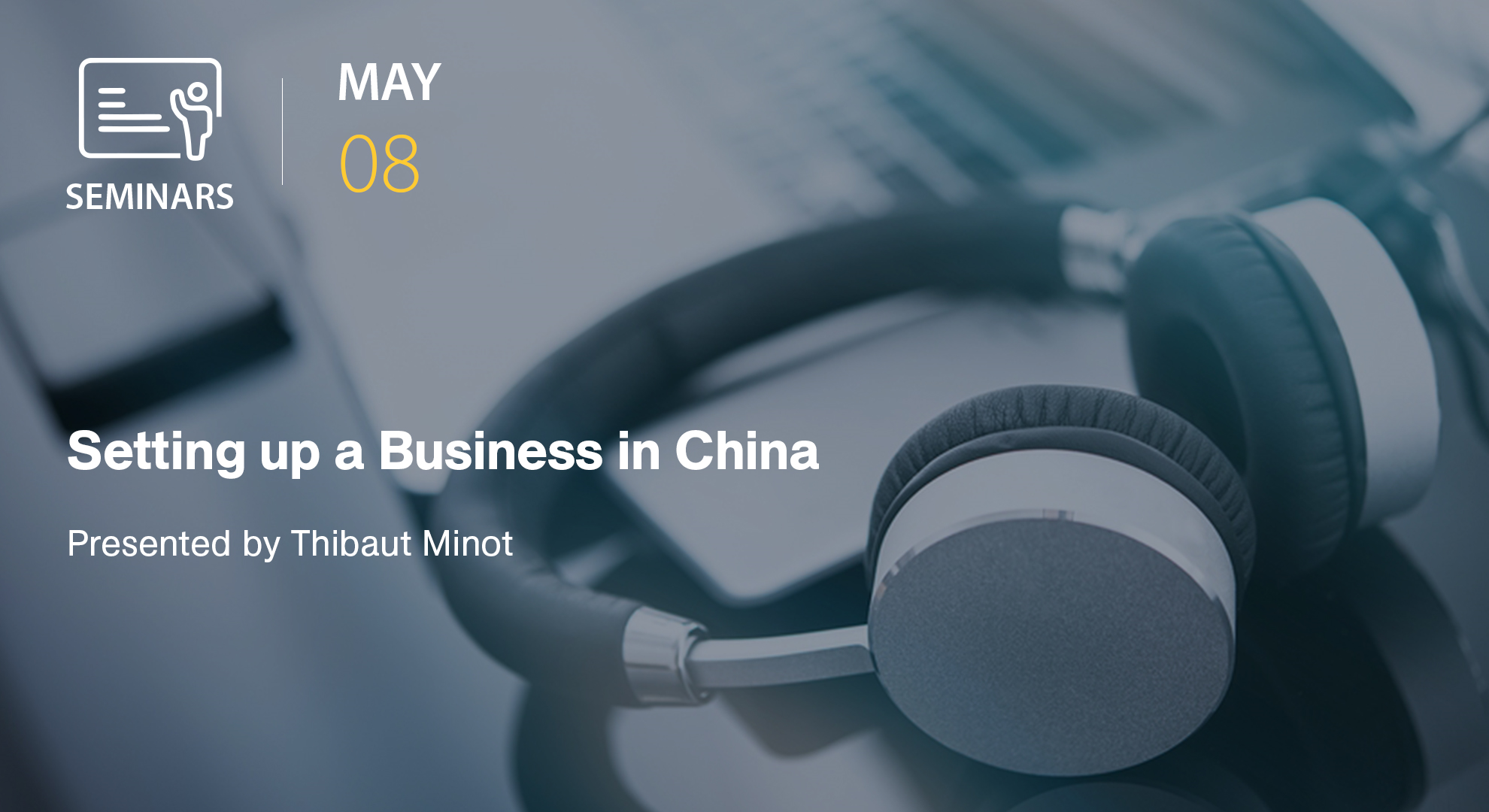 Setting up a Business in China by Thibaut Minot
